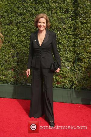 Jessica Walter - 2015 Primetime Creative Emmy Awards - Red Carpet Arrivals at Microsoft Theater at LA Live, Emmy Awards...