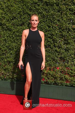 Cat Deeley - 2015 Primetime Creative Emmy Awards - Red Carpet Arrivals at Microsoft Theater at LA Live, Emmy Awards...