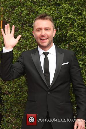 Chris Hardwick - 2015 Primetime Creative Emmy Awards - Red Carpet Arrivals at Microsoft Theater at LA Live, Emmy Awards...