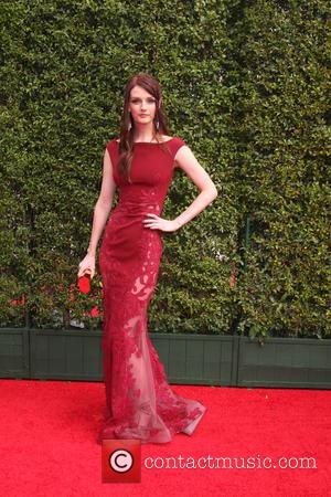Lydia Hearst - 2015 Primetime Creative Emmy Awards - Red Carpet Arrivals at Microsoft Theater at LA Live, Emmy Awards...
