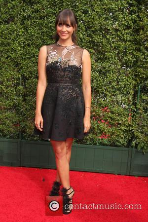 Rashida Jones - 2015 Primetime Creative Emmy Awards - Red Carpet Arrivals at Microsoft Theater at LA Live, Emmy Awards...
