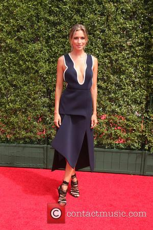 Renee Bargh - 2015 Primetime Creative Emmy Awards - Red Carpet Arrivals at Microsoft Theater at LA Live, Emmy Awards...