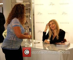 Fergie and Stacy Ann Ferguson