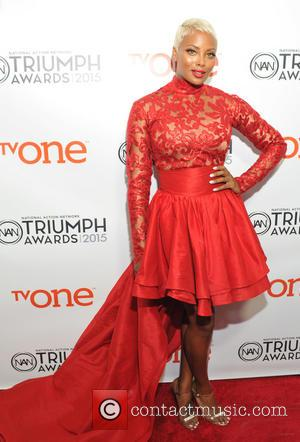Eva Marcille - National Action Network Triumph Awards 2015 - Arrivals - Atlanta, Georgia, United States - Saturday 12th September...