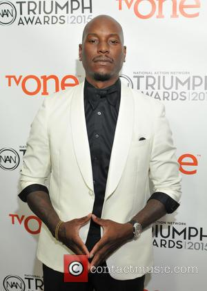 Tyrese Gibson - National Action Network Triumph Awards 2015 - Arrivals - Atlanta, Georgia, United States - Saturday 12th September...