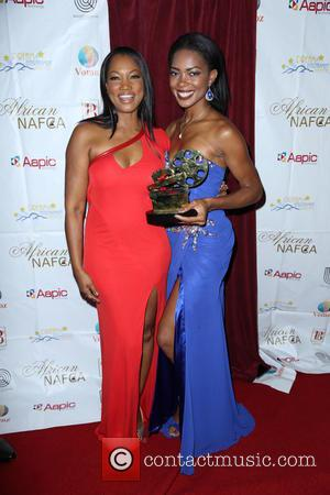 Garcelle Beauvais - 5th Annual Nollywood and African Film Critics Awards held at Orpheum Theatre - Arrivals at Orpheum Theatre...