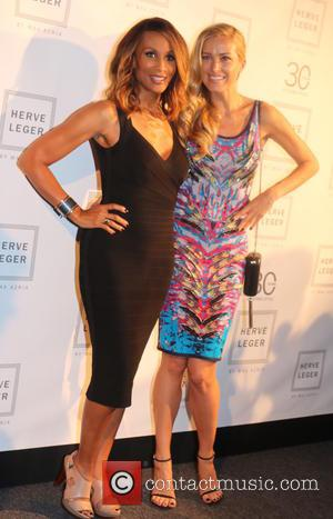 Beverly Johnson and Petra Nemcova