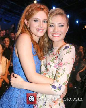 Bella Thorne and Gillian Jacobs