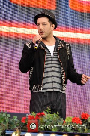 Matt Cardle - BBC Proms in the Park 2015 in Hyde Park - Performances at Hyde park - London, United...
