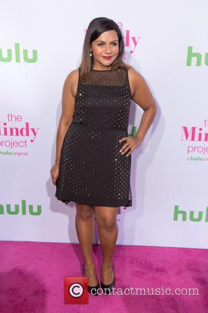 Mindy Kaling - Premiere of Hulu's 'The Mindy Project' - Arrivals at West Hollywood - Los Angeles, California, United States...