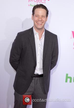 Ike Barinholtz - Premiere of Hulu's 'The Mindy Project' - Arrivals at West Hollywood - Los Angeles, California, United States...