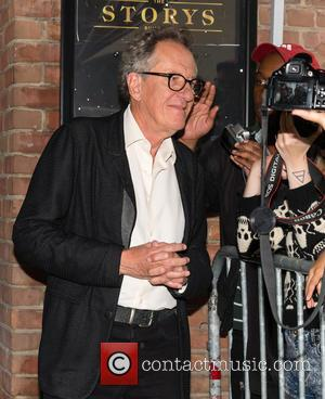 Geoffrey Rush - 40th Toronto International Film Festival - Celebrity Sightings at STORYS - Toronto, Canada - Saturday 12th September...