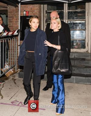 Elizabeth Olsen - 40th Toronto International Film Festival - Celebrity Sightings at STORYS - Toronto, Canada - Saturday 12th September...