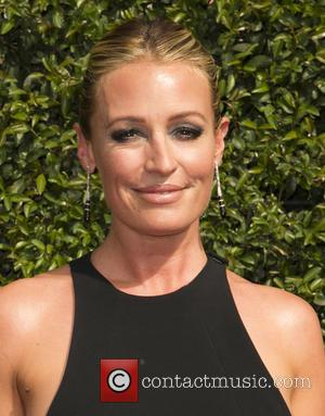 Cat Deeley - 2015 Creative Arts Emmy Awards at Microsoft Theater - Arrivals at Microsoft Theater, Emmy Awards - Los...