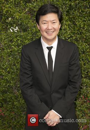 Ken Jeong - 2015 Creative Arts Emmy Awards at Microsoft Theater - Arrivals at Microsoft Theater, Emmy Awards - Los...