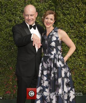Rob Corddry and Sandra Corddry