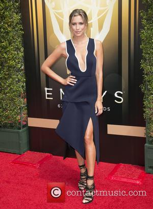 Renee Bargh - 2015 Creative Arts Emmy Awards at Microsoft Theater - Arrivals at Microsoft Theater, Emmy Awards - Los...