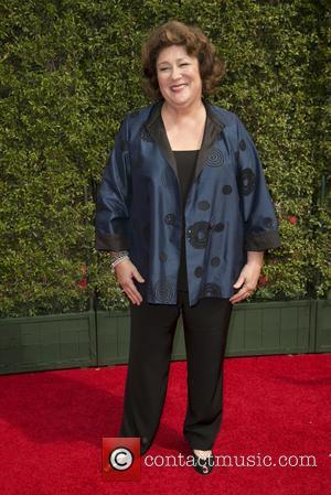 Margo Martindale - 2015 Creative Arts Emmy Awards at Microsoft Theater - Arrivals at Microsoft Theater, Emmy Awards - Los...
