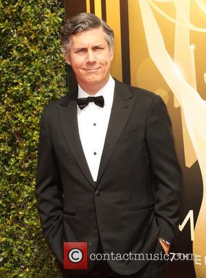 Chris Parnell - 2015 Creative Arts Emmy Awards at Microsoft Theater - Arrivals at Microsoft Theater, Emmy Awards - Los...