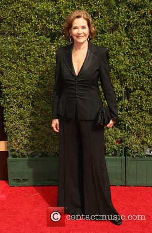 Jessica Walter - 2015 Creative Arts Emmy Awards at Microsoft Theater - Arrivals at Microsoft Theater, Emmy Awards - Los...