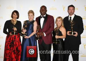 Shelby Stone, Lili Fini Zanuck, Shakim Compere, Randi Michel and Ron Schmidt