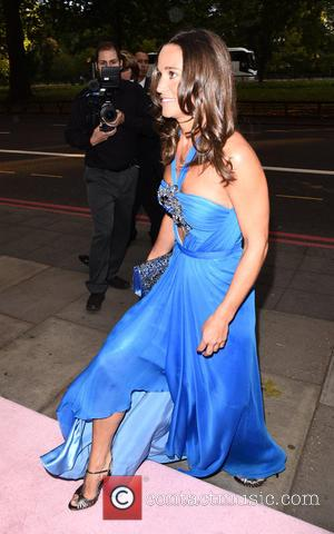 Pippa Middleton - Boodles Boxing Ball at the Grosvenor House Hotel - Arrivals at Grosvenor Hotel Park Lane, Grosvenor House...