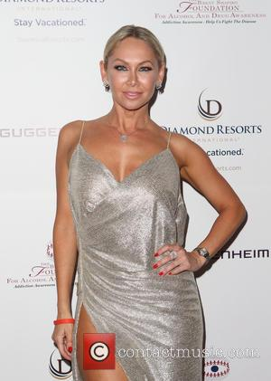 Kym Johnson - The Brent Shapiro Foundation's 10th Annual Summer Spectacular at Private Residence - Beverly Hills, California, United States...