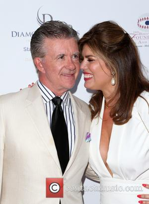 Alan Thicke , Tanya Callau - The Brent Shapiro Foundation's 10th Annual Summer Spectacular at Private Residence - Beverly Hills,...