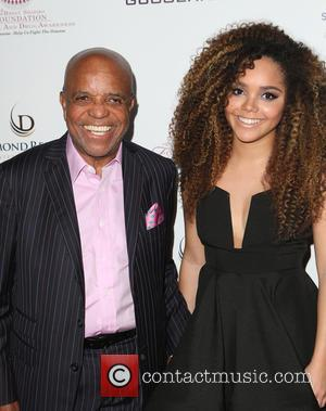 Berry Gordy , Mahogany Cheyenne Gordy - The Brent Shapiro Foundation's 10th Annual Summer Spectacular held at a Private Residence...