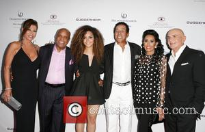 Linell Shapiro, Berry Gordy, Mahogany Cheyenne Gordy, Smokey Robinson, Frances Glandney and Robert Shapiro
