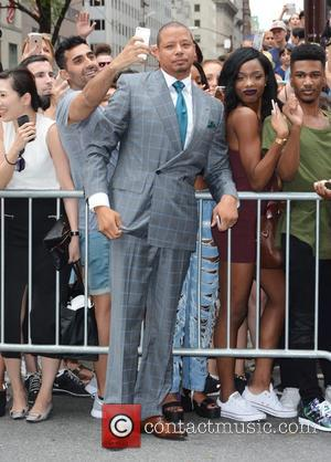 Terrence Howard - 'Empire' Curated Collection Unveiling at Saks Fifth Avenue at Saks Fifth Avenue - New York City, New...