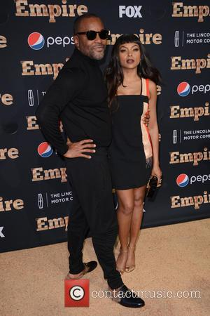 Lee Daniels , Taraji P. Henson - New York Premiere of 'Empire' Series Season 2 - Red Carpet Arrivals -...