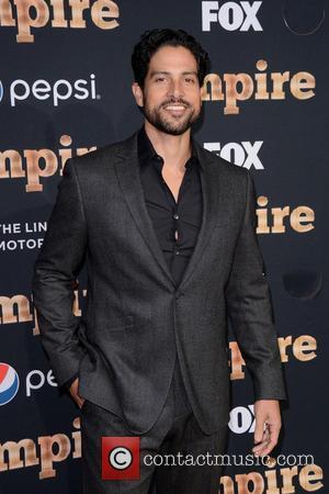 Adam Rodríguez - New York Premiere of 'Empire' Series Season 2 - Red Carpet Arrivals - Manhattan, New York, United...
