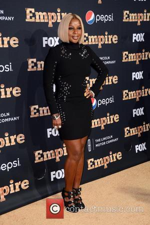 Mary J. Blige - New York Premiere of 'Empire' Series Season 2 - Red Carpet Arrivals - Manhattan, New York,...