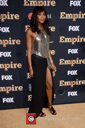 Naomi Campbell - New York Premiere of 'Empire' Series Season 2 - Red Carpet Arrivals - Manhattan, New York, United...