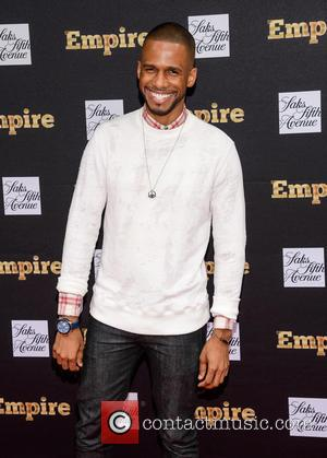 Eric West - 'Empire' Curated Collection Unveiling at Saks Fifth Avenue at Saks Fifth Avenue - New York, New York,...