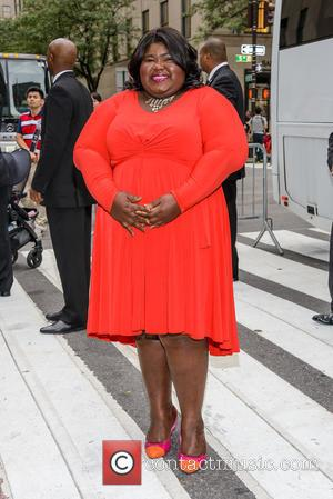 Gabourey Sidibe - 'Empire' Curated Collection Unveiling at Saks Fifth Avenue at Saks Fifth Avenue - New York, New York,...