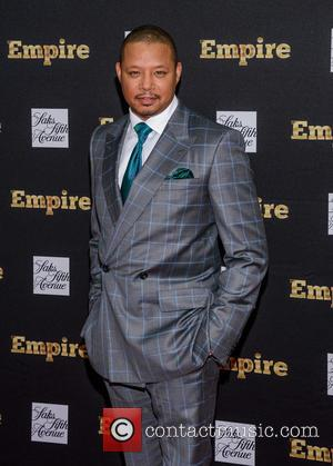 Terrence Howard - 'Empire' Curated Collection Unveiling at Saks Fifth Avenue at Saks Fifth Avenue - New York, New York,...