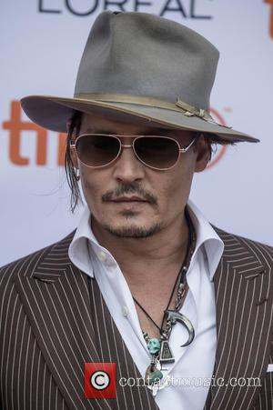 Johnny Depp - 40th Toronto International Film Festival - 'The Danish Girl' - Premiere - Toronto, Canada - Saturday 12th...
