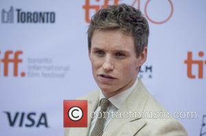 Eddie Redmayne - 40th Toronto International Film Festival - 'The Danish Girl' - Premiere - Toronto, Canada - Saturday 12th...