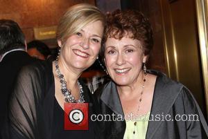 Karen Mason , Judy Kaye - Closing night of the Broadway musical Mamma Mia at the Broadhurst Theatre - Arrivals....