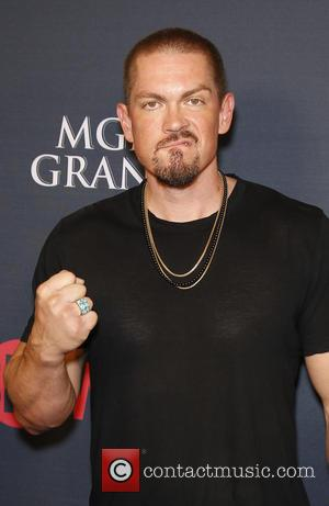 Steve Howey - Mayweather VS Berto Pre Fight Party Arrivals at MGM Grand Garden Arena Las Vegas Presented By Showtime...