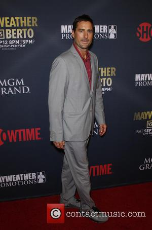 Luke Wilson - Mayweather VS Berto Pre Fight Party Arrivals at MGM Grand Garden Arena Las Vegas Presented By Showtime...