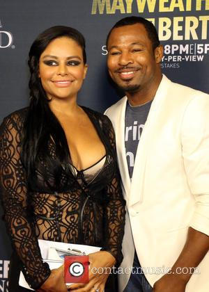 Shane Mosley and Trista Pisani