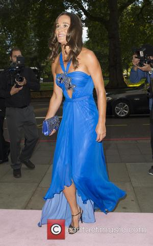 Pippa Middleton - Pippa Middleton arrives at the Boodles Boxing Ball - London, United Kingdom - Saturday 12th September 2015