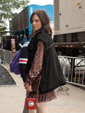Coco Rocha - Celebrity arrivals at the Rebecca Minkoff SS16 Runway Show at NYFW at the Skylight Clarkson. - New...