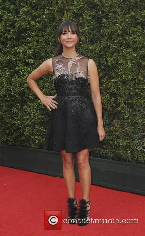 Rashida Jones - 2015 Creative Arts Emmy Awards at Microsoft Theater - Arrivals at Emmy Awards - Los Angeles, California,...