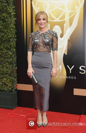 Sasha Alexander - 2015 Creative Arts Emmy Awards at Microsoft Theater - Arrivals at Emmy Awards - Los Angeles, California,...