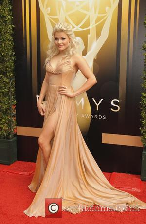 Witney Carson - 2015 Creative Arts Emmy Awards at Microsoft Theater - Arrivals at Emmy Awards - Los Angeles, California,...