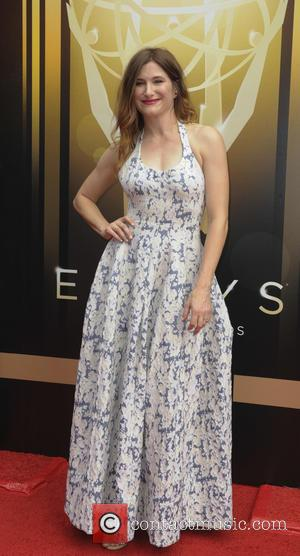 Kathryn Hahn - 2015 Creative Arts Emmy Awards at Microsoft Theater - Arrivals at Emmy Awards - Los Angeles, California,...